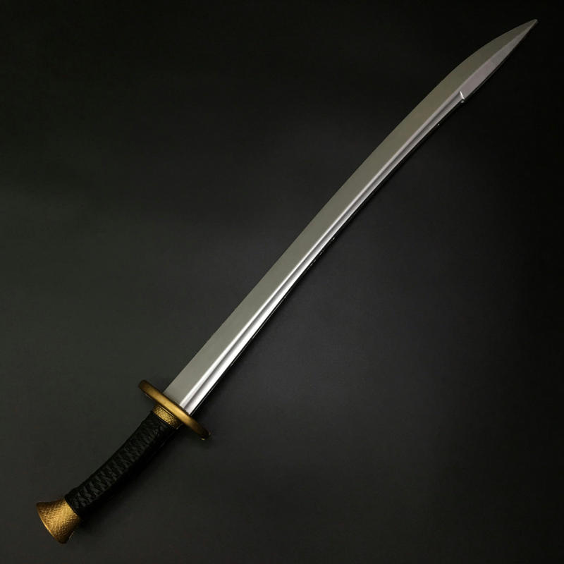 【83cm】雁翎刀 PU製品 中華武術