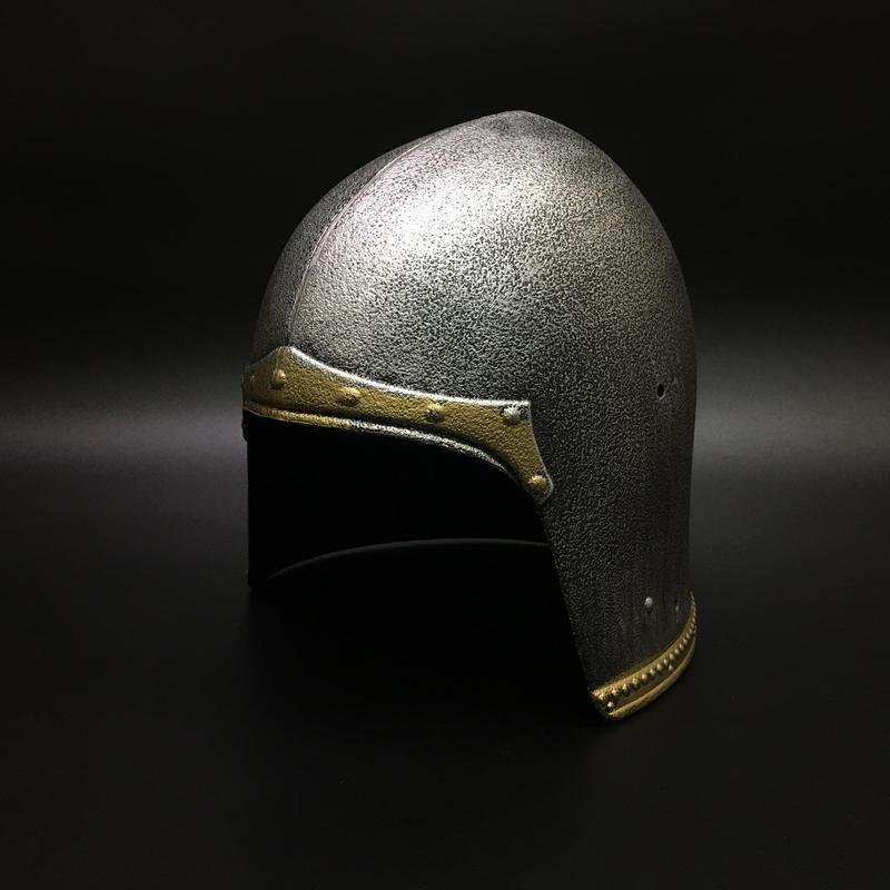 兵士の兜 プラスチック製