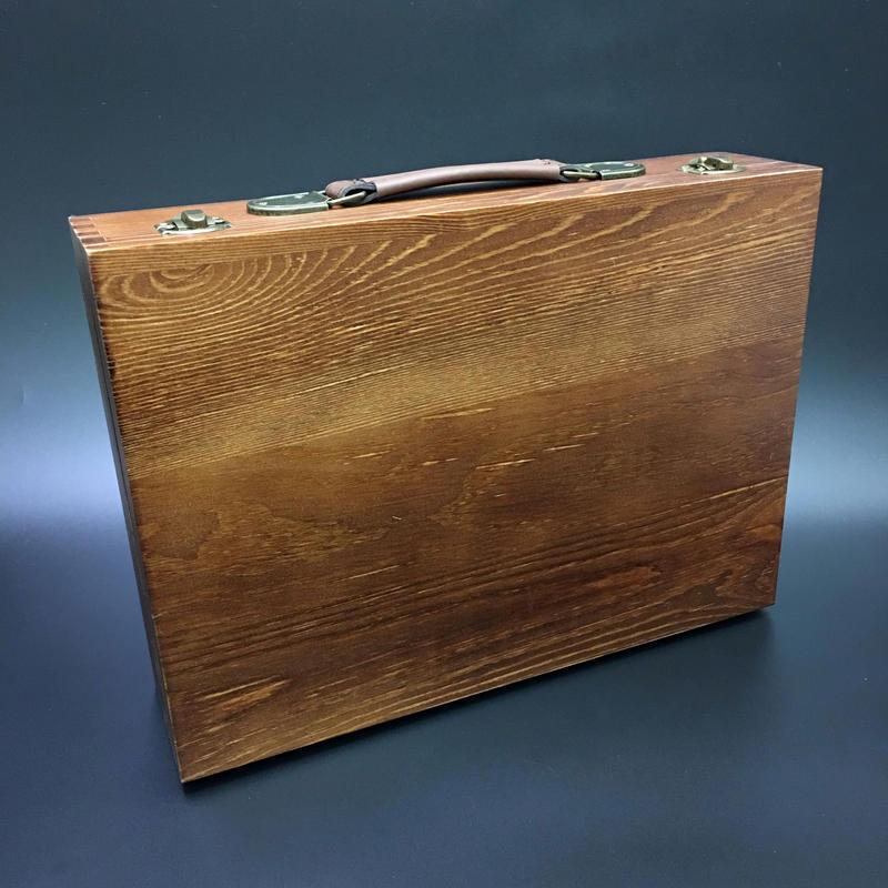 木製収納箱 内寸A4サイズ