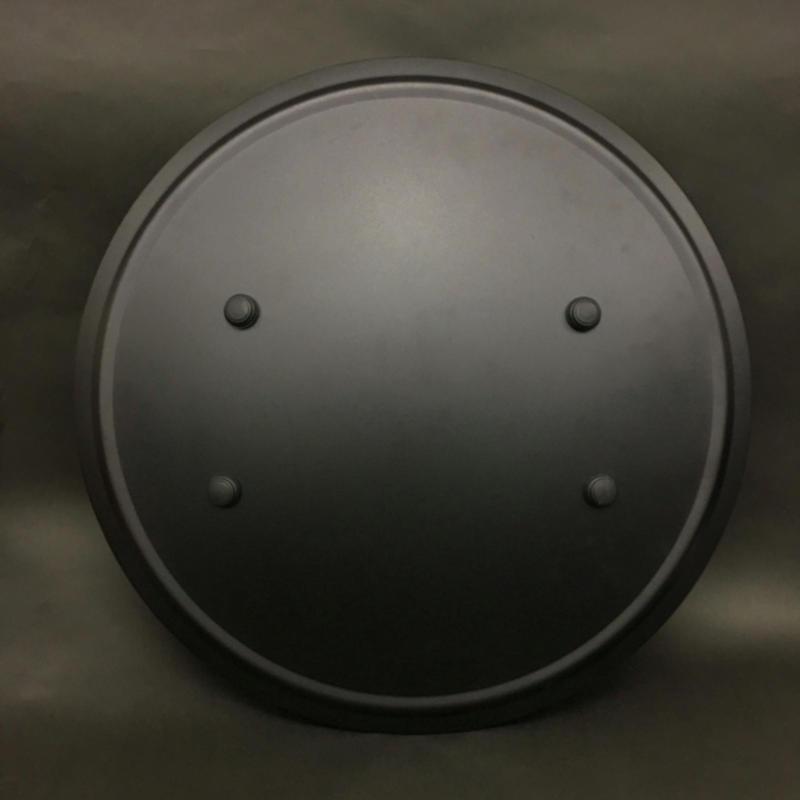 【直径53m】合金製ラウンドシールド セキュリティ防犯安全基準製品