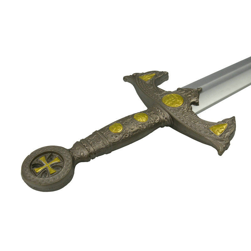 【109cm】両手剣 ロングソード Long Sword ポリウレタン材質 大人サイズ 安全 コスプレ LARP