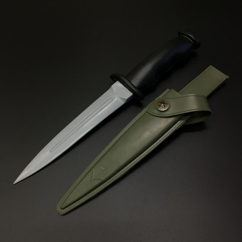 鞘付きナイフ ゴム製 ソフト