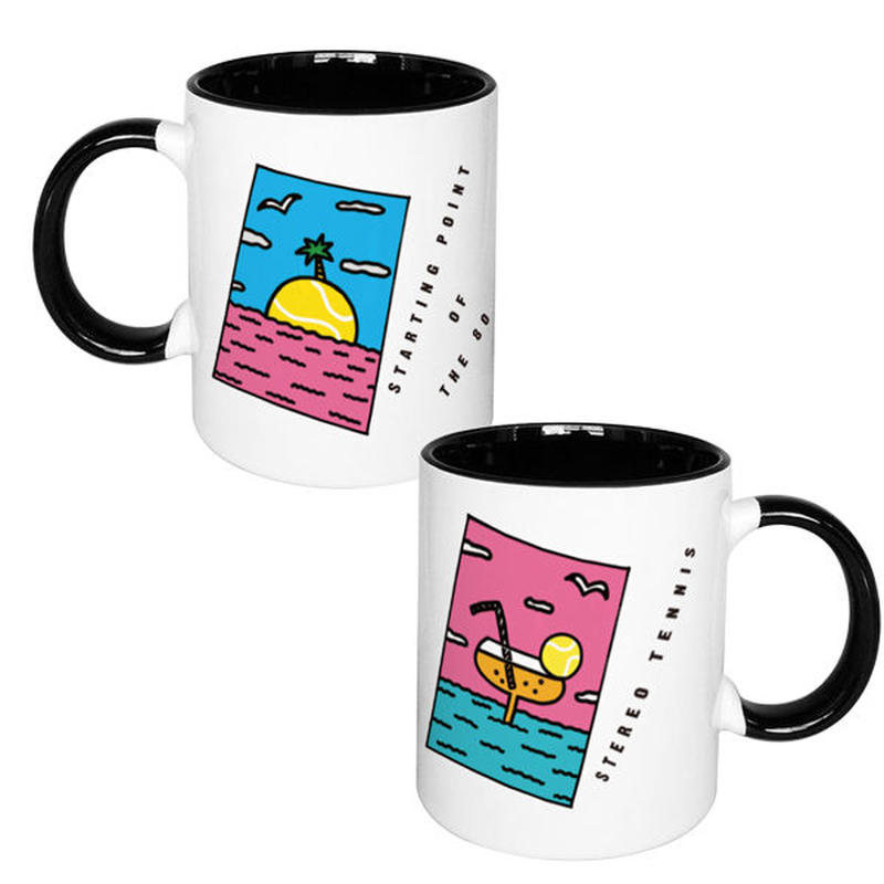 STARTING POINT OF THE 80s<MUG CUP>
