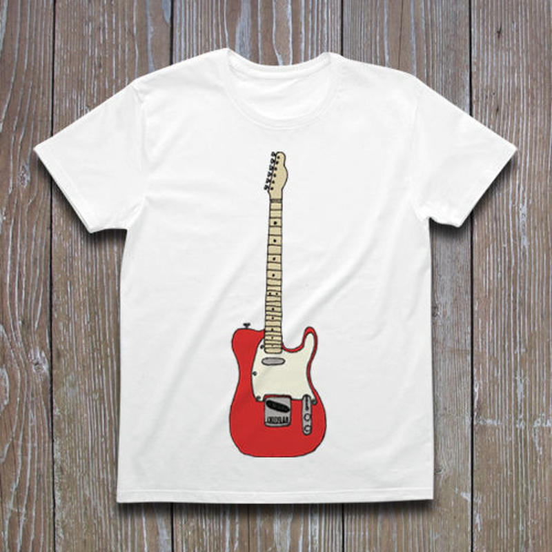TELECASTER Tシャツ ver.2