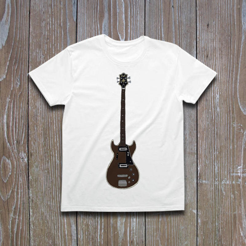 ELK VIKING BASS  Tシャツ