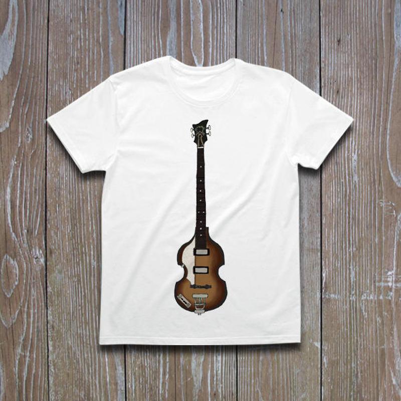 HOFNER VIOLIN BASS  Tシャツ