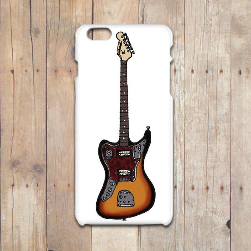 FENDER JAGUAR  iPhone X/8/7/6/6s/5/5sケース