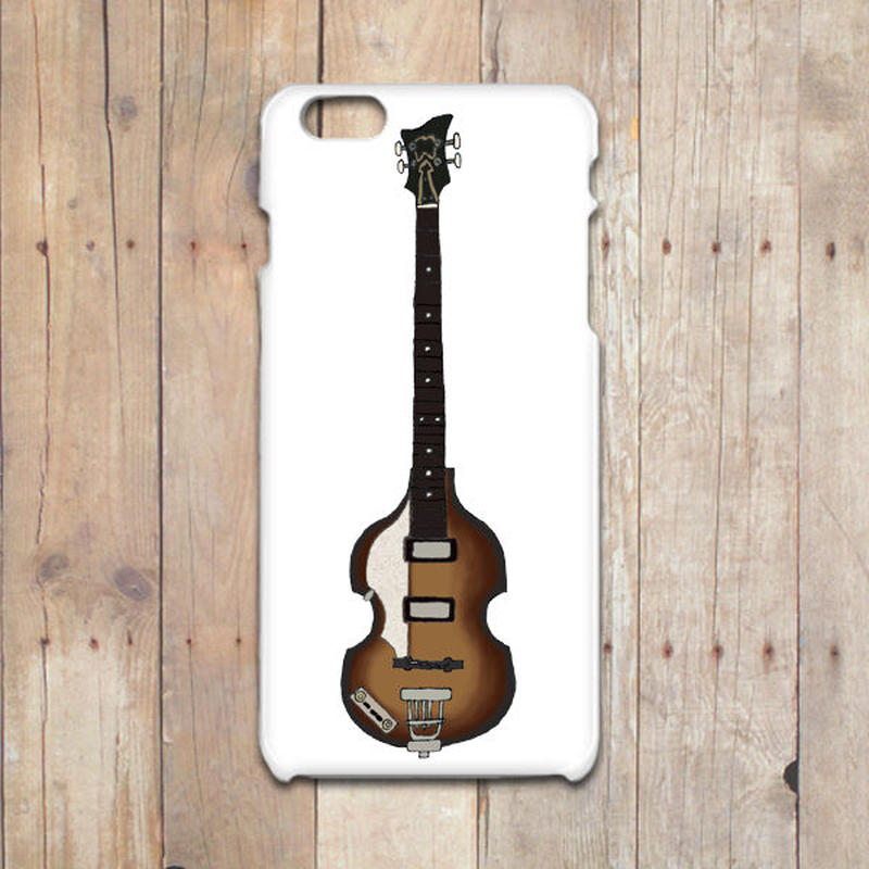 HOFNER VIOLIN BASS   iPhone X/8/7/6/6s/5/5sケース
