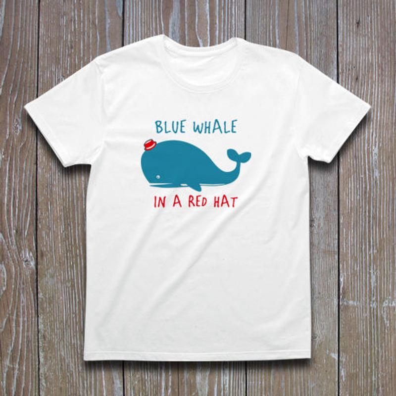 BLUE WHALE Tシャツ