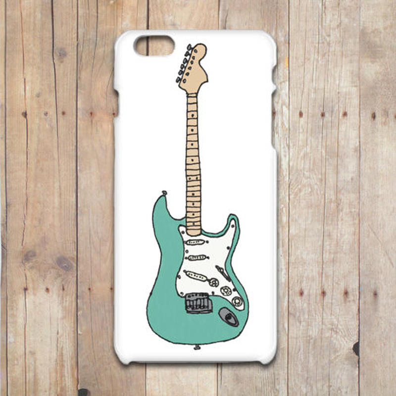 STRATOCASTER iPhone X/8/7/6/6s/5/5sケース ver.2
