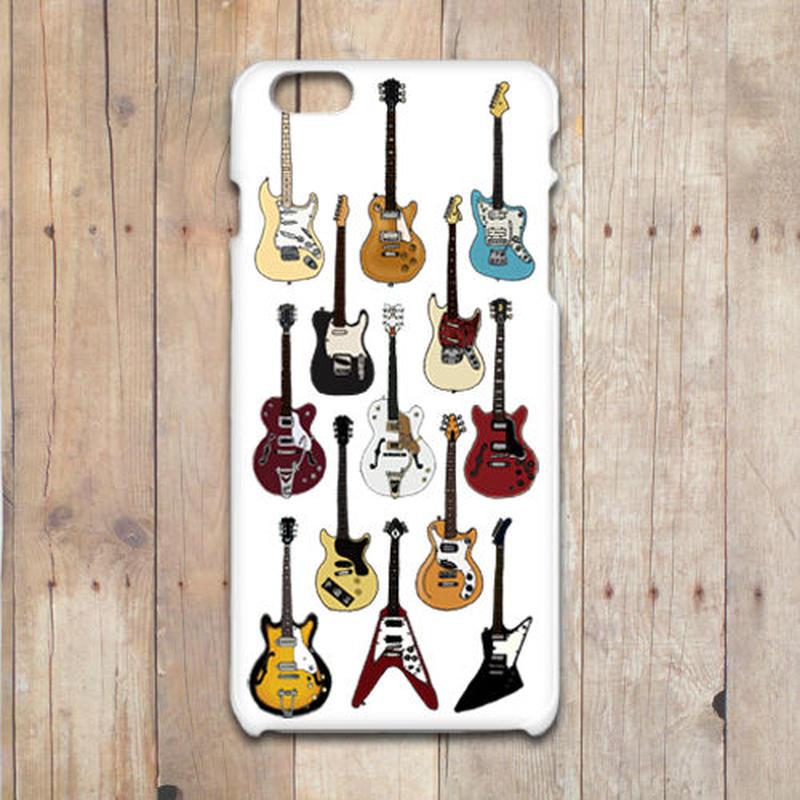 ギターズ #3 iPhone  X/8/7/6/6s/5/5sケース