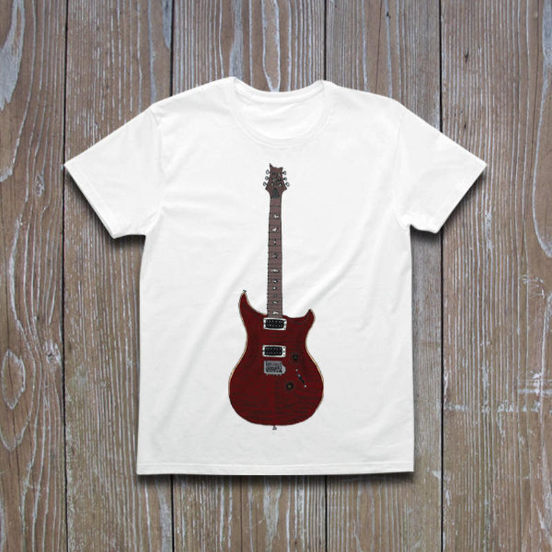Paul Reed Smith Custom24 Tシャツ