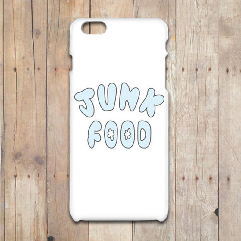JUNK FOOD iPhone X/8/7/6/6s/5/5sケース