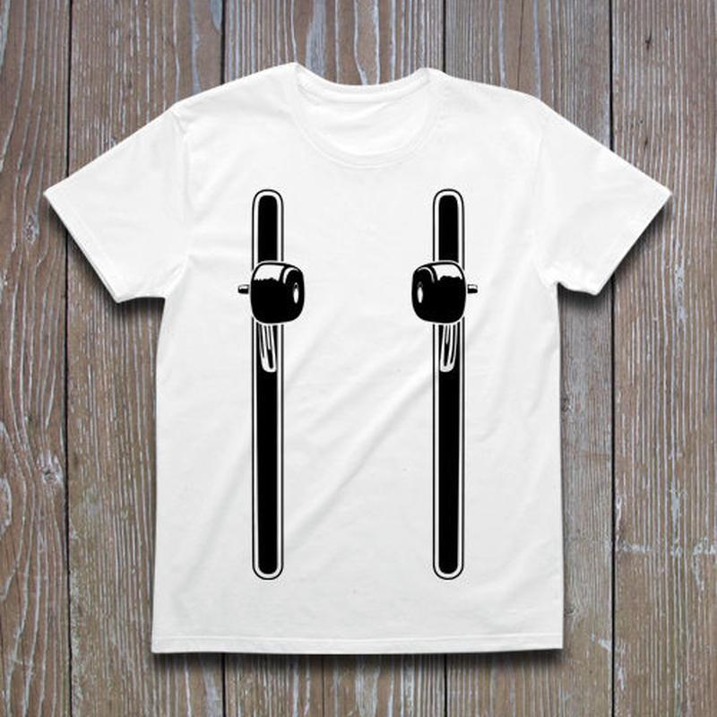 レトロマッサージチェアー Tシャツ