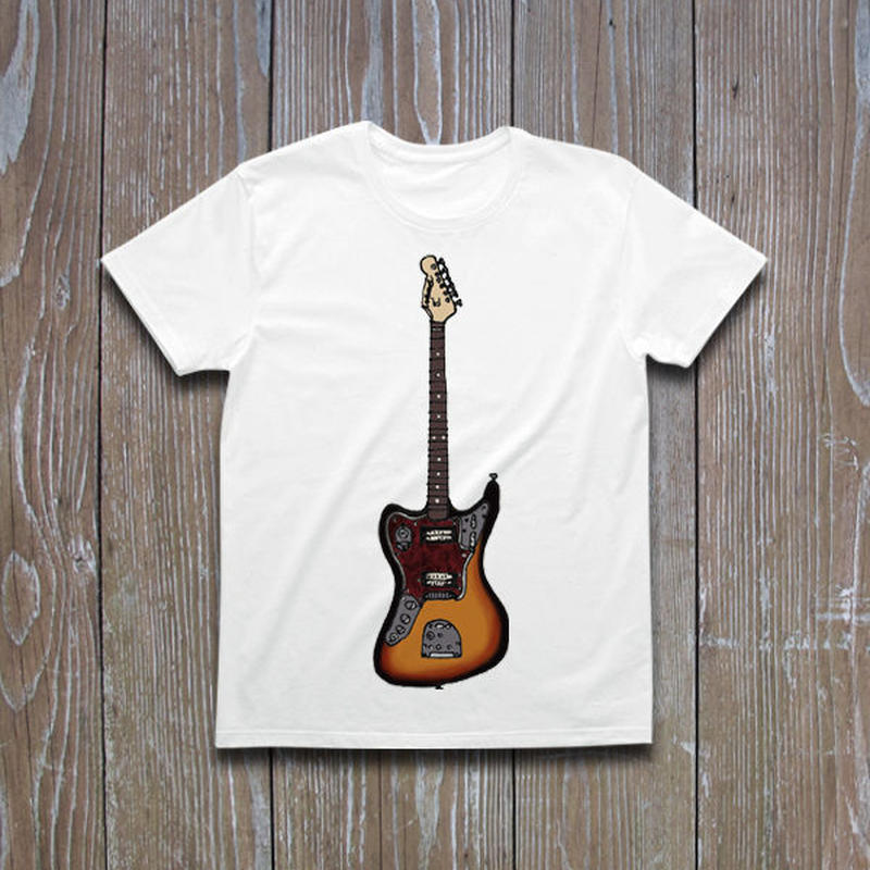 FENDER JAGUAR Tシャツ