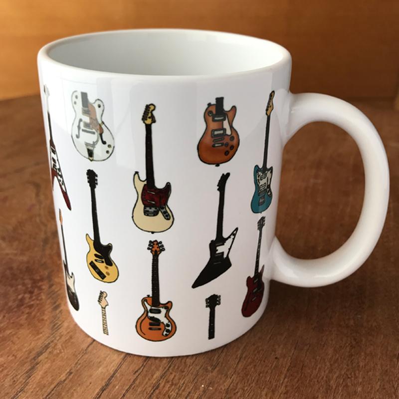ギター マグカップ
