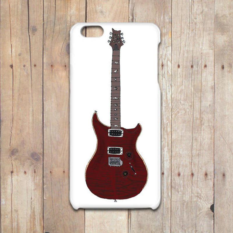 Paul Reed Smith Custom24 iPhoneX/8/7/6/5/5Sケース