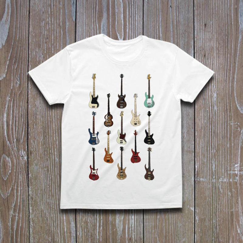 BASS MANIA #2  Tシャツ