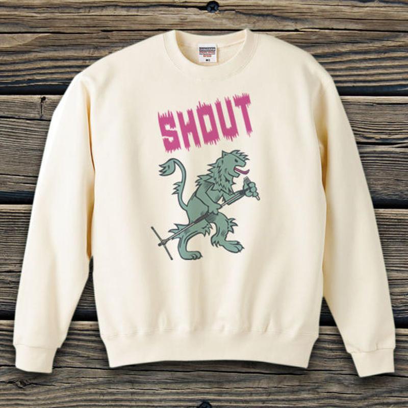 SHOUT スウェット