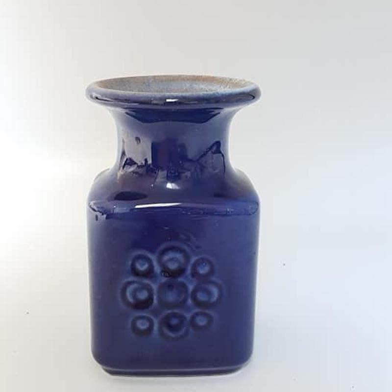1960~1970's Carstens Toennieshof社製 コバルトブルーのミニベース   WK008