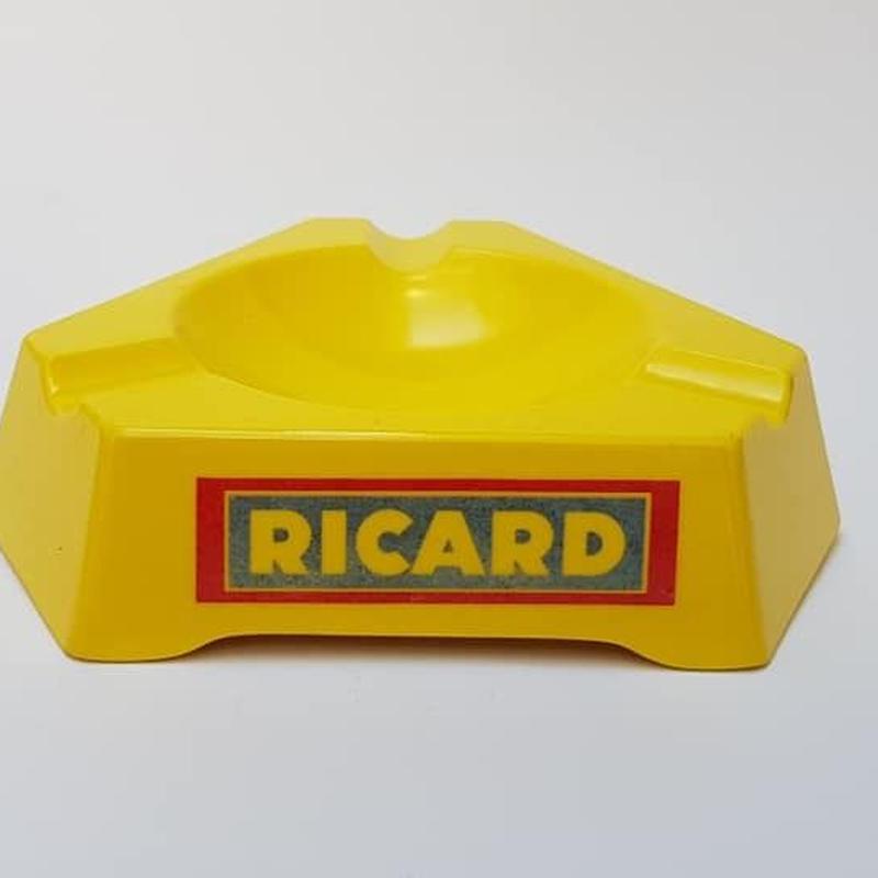 1960's Ricard販売促進用につくられた灰皿 P001