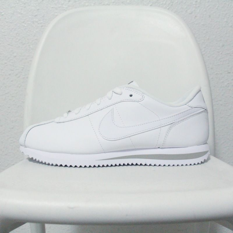 Nike Cortez Basic Leather 06' White/Whire ナイキ コルテッツ レザー