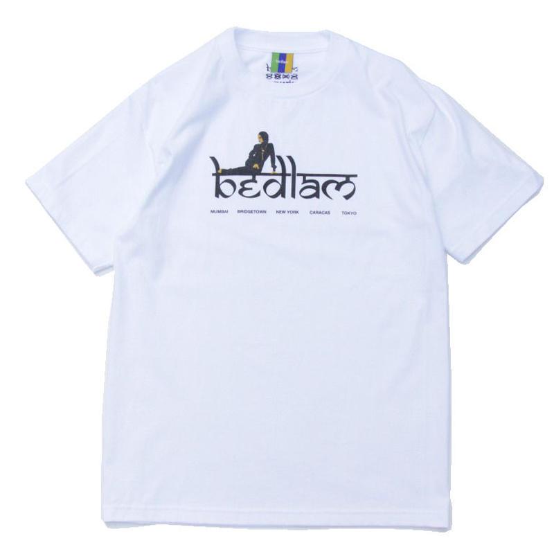 Bedlam Rihlax S/SL Tee <White>