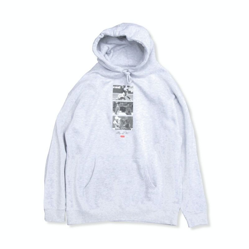 CLSC Play Hoodie Greu Heather シーエルエスシー