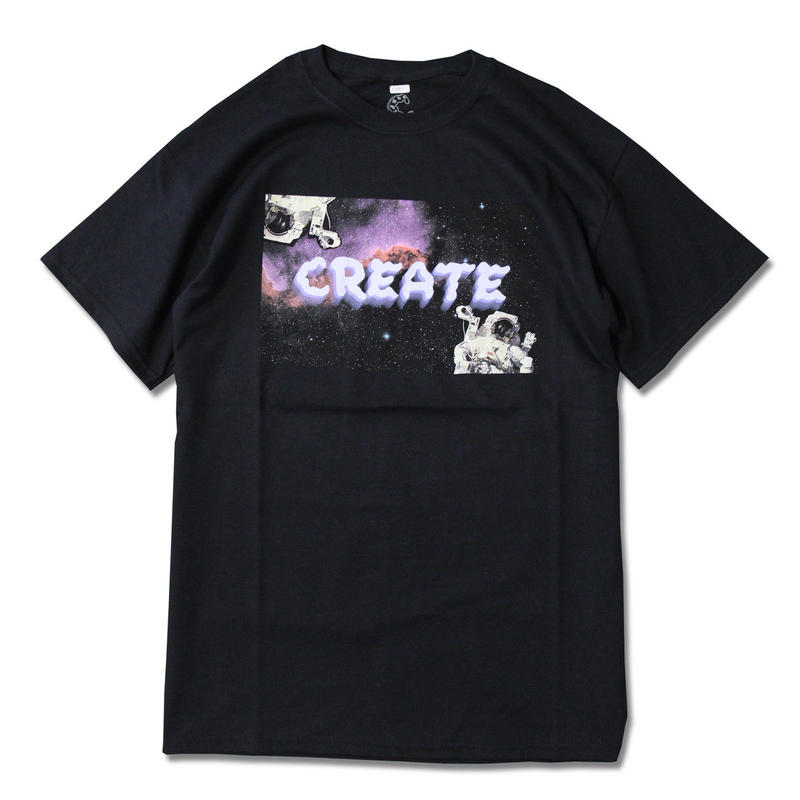 Create Skateboards  ASTRO (Black)