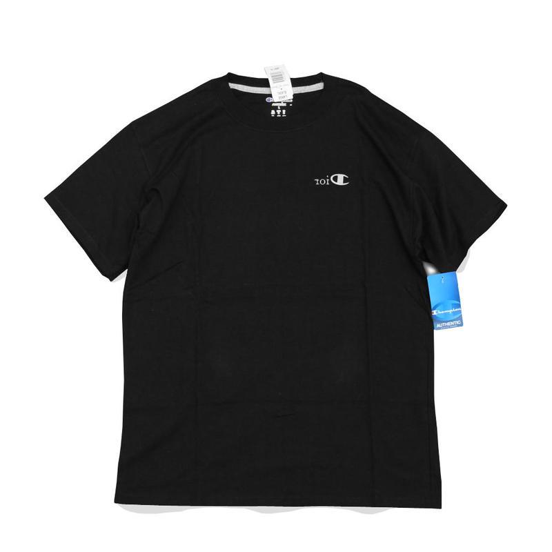 Portfreemans Reverse Tee <Black> ポートフリーマンズ リバース Tシャツ