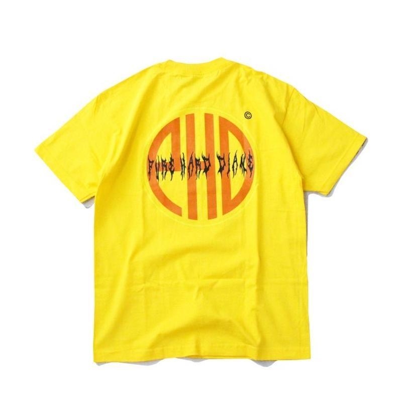 Diane Inc. Pure Hard Diane  Tee yellow