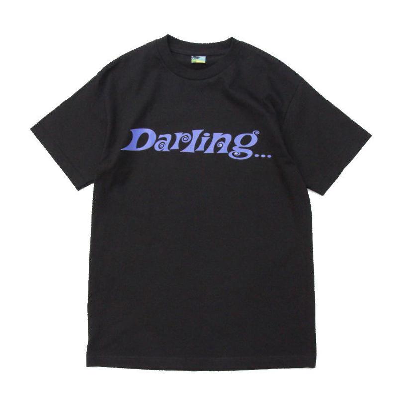 Voyage/Darling... S/SL Tee <Black>