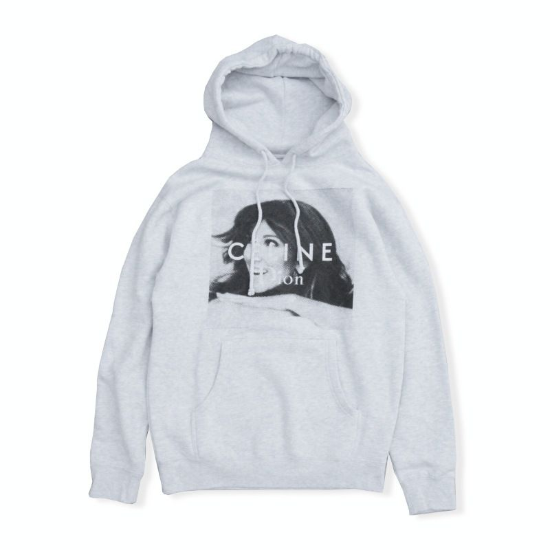 CLSC Celine Dion Hoodie Grey Heather シーエルエスシー