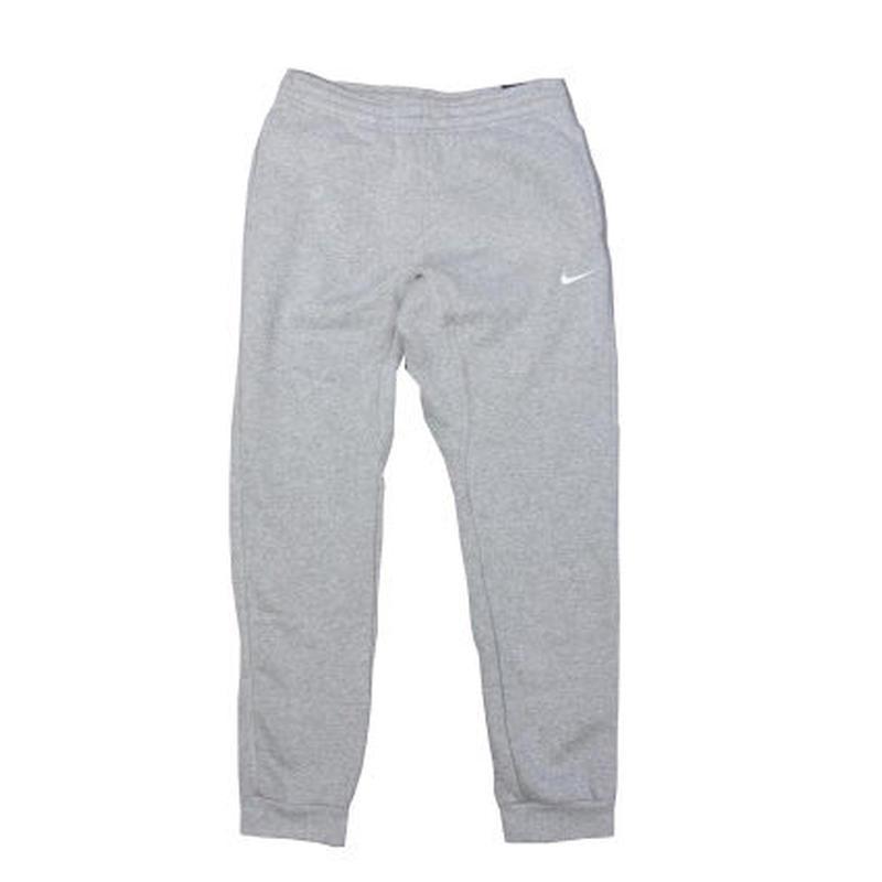 Nike Fleece Jogger Pant Grey Heather ナイキ フリース ジョガー パンツ