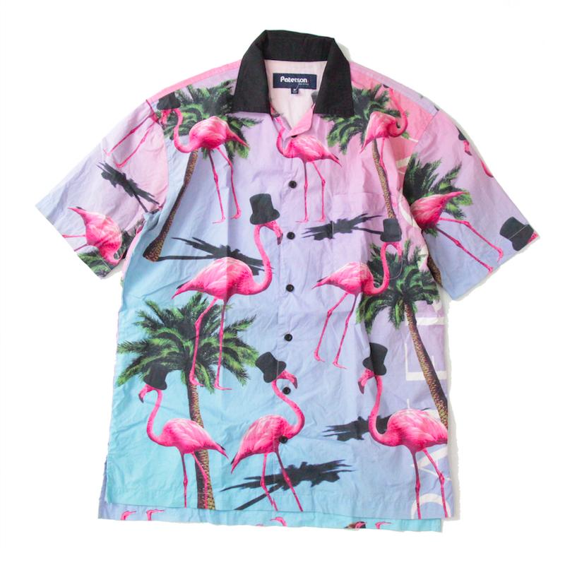 Paterson Flamingo Shirt <Used>