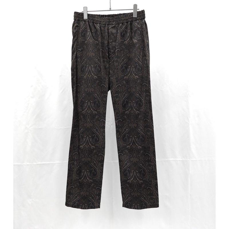 URU TOKYO / RAYON EASY PANTS COL:NAVY