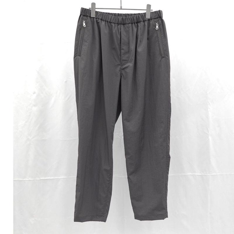 URU TOKYO / NYLON EASY PANTS COL:CHARCOAL