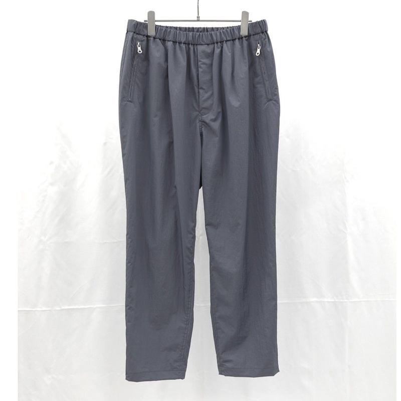 URU TOKYO / NYLON EASY PANTS COL:B.GRAY