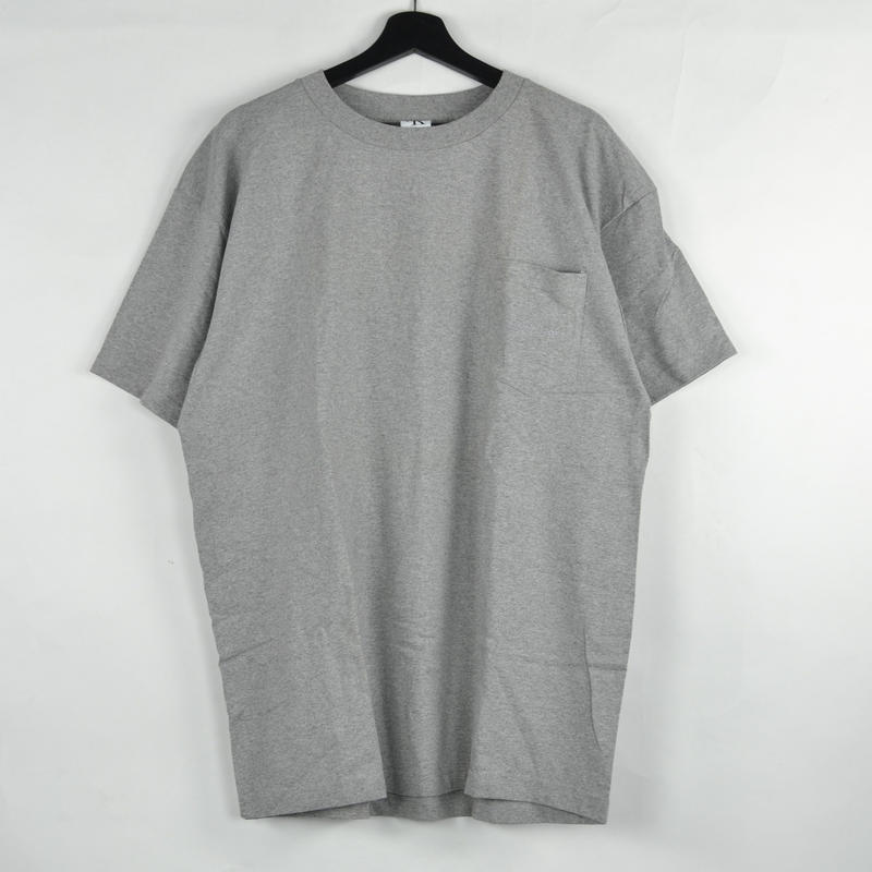 CALVIN KLEIN / S/S T-SHIRTS(DEAD STOCK) COL:GREY NO.66