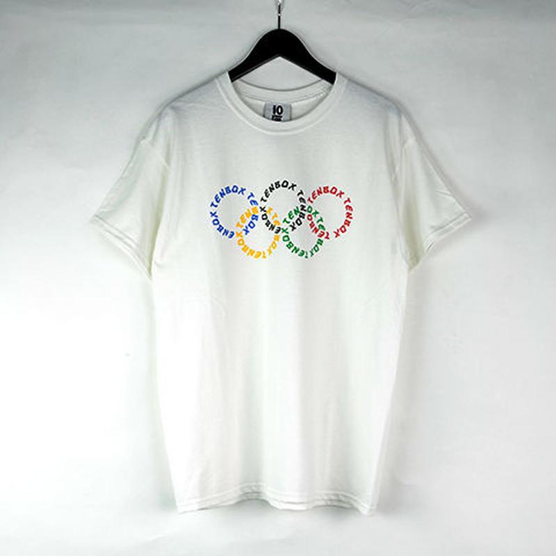 10匣 TENBOX / 2020 TOKYO TEE COL:WHITE