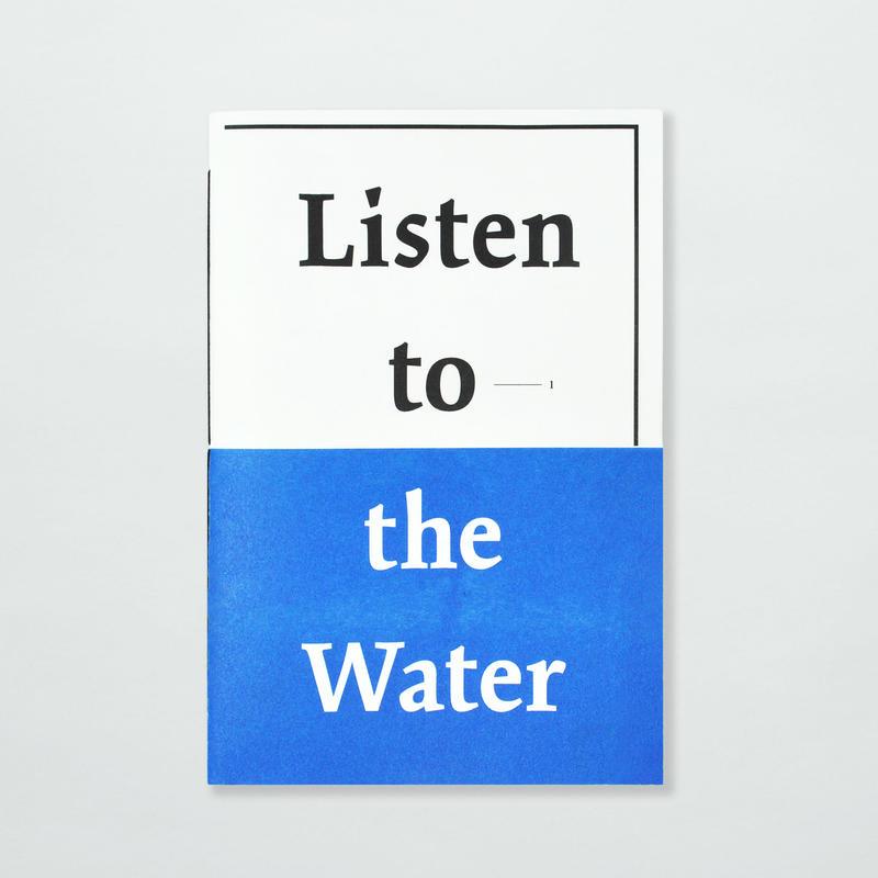 BIENVENUE PUBLISHING LISTEN TO THE WATER