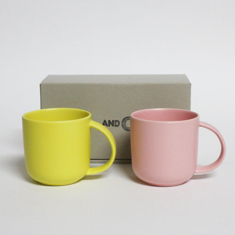 Mug Cup S 2P