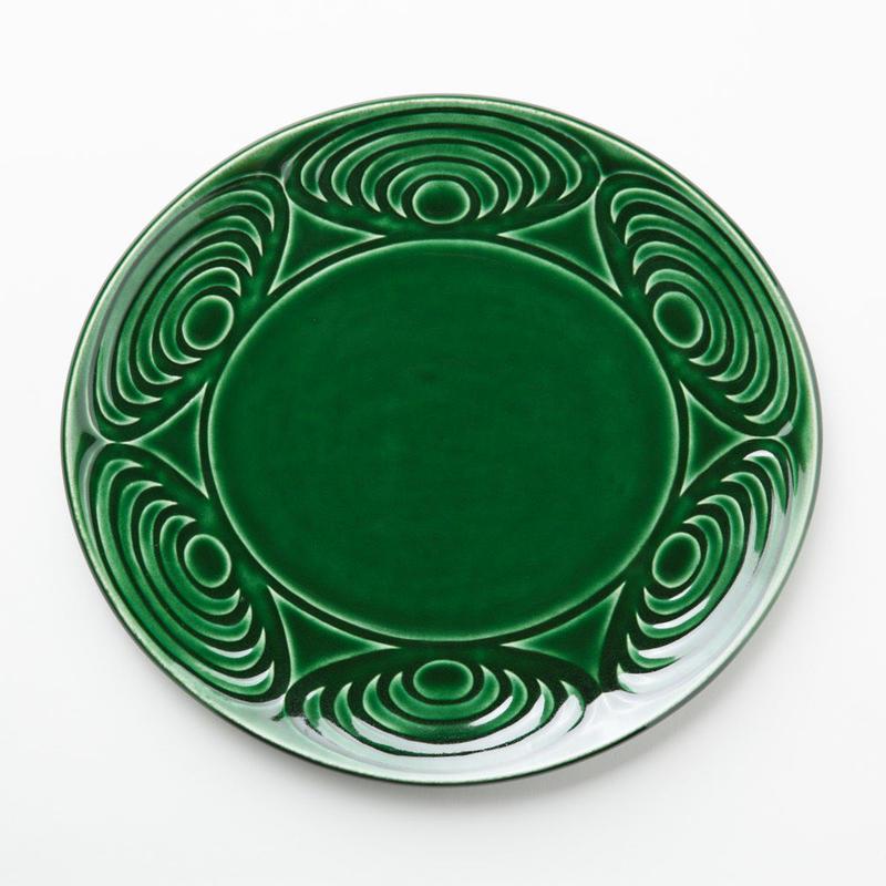 馬の目皿(オーバル)