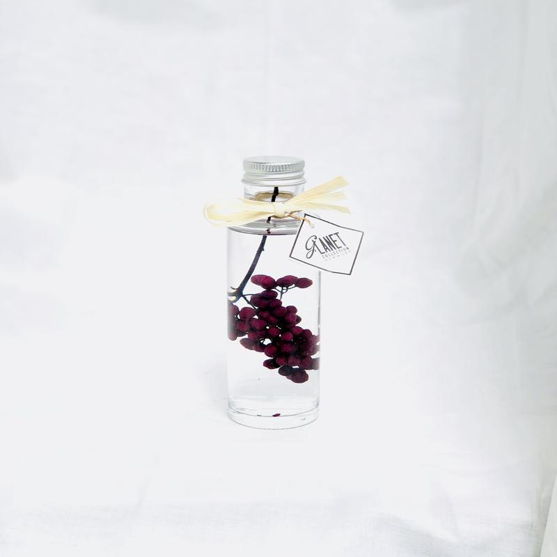 ペッパーベリー プラム【インテリア・ハーバリウム】