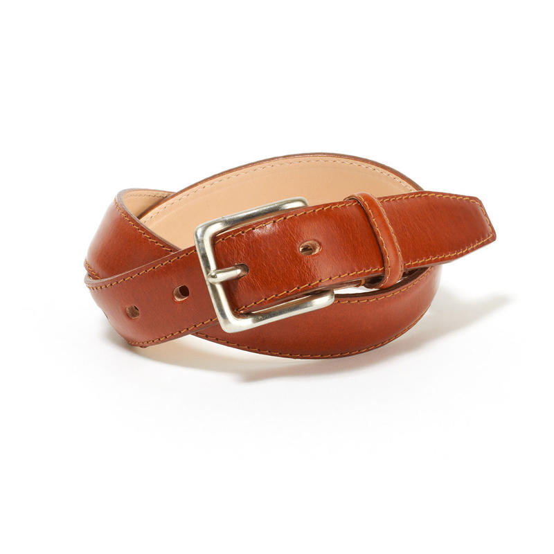 HARNESS BRIDLE BELT / OXFORD TAN