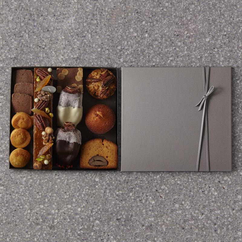 【ホワイトデー限定】限定シュマンと枯露柿ショコラと焼菓子詰合せ