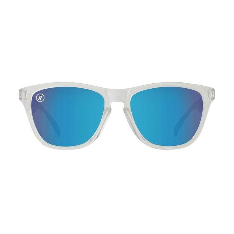 (ブレンダーズ アイウェア) BLENDERS EYEWEAR サングラス NATTY McNASTY Clear/Sky Blue Mirror (L CLASS)