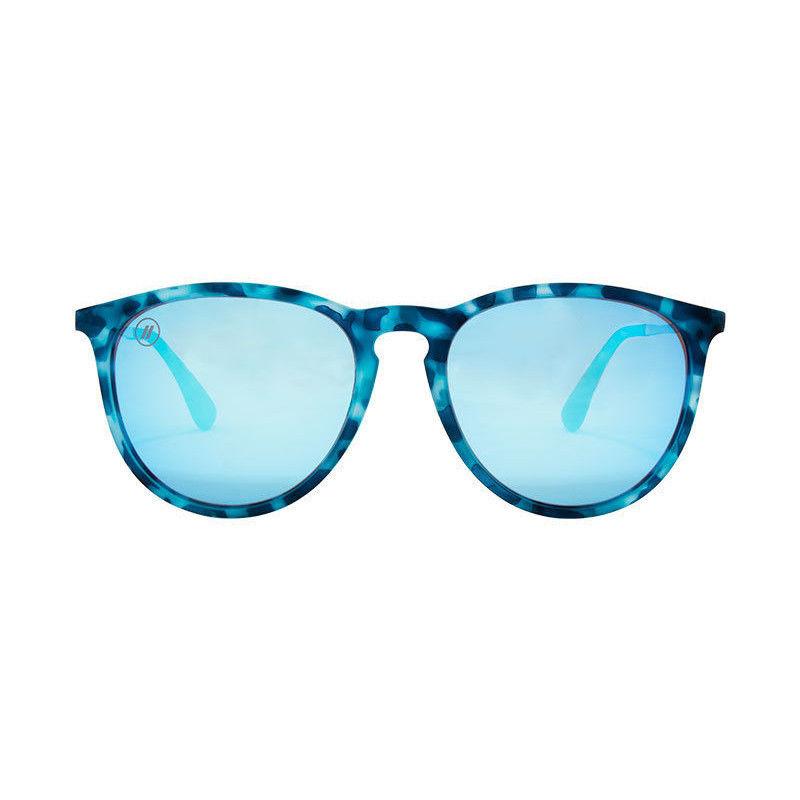 (ブレンダーズ アイウェア)BLENDERS EYEWEAR サングラス NORTH RIVER North Park/Blue Mirror Polarized(偏光レンズ)