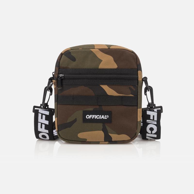 (オフィシャル)Official Woodland Hip Utility Bag (Camo) ショルダーバッグ