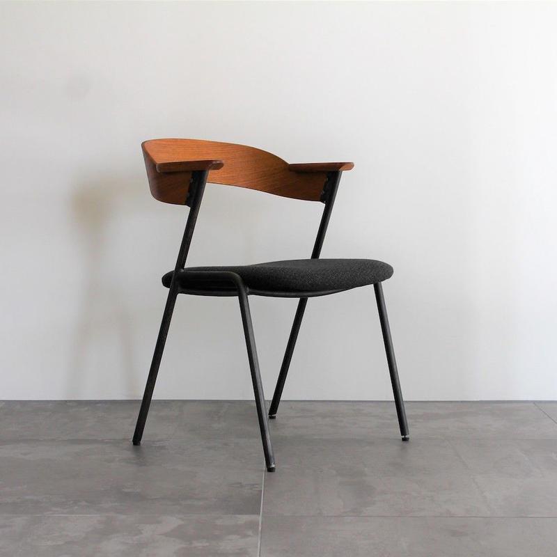 danis short arm chair BR - chacole mosh brack -